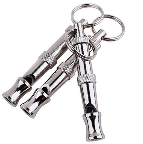Hamiledyi Adjustable Pitch Dog Whistle, Dog Training