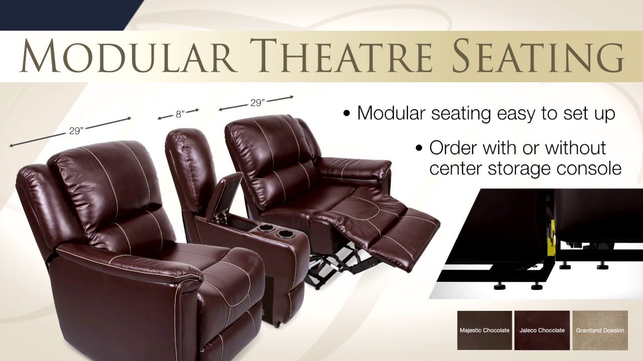 home theater chairs canada for small rooms upgrade your rv furniture with the all new thomas payne collection by lippert components ...