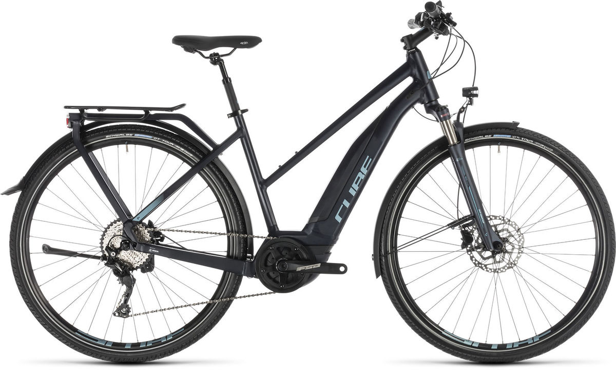 CUBE Touring Hybrid Pro 500 2019 :: £2399.00 :: ELECTRIC