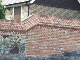 About Leith Construcktion Builder in Dorking Horsham brickwork stonework flintwork restoration renovation