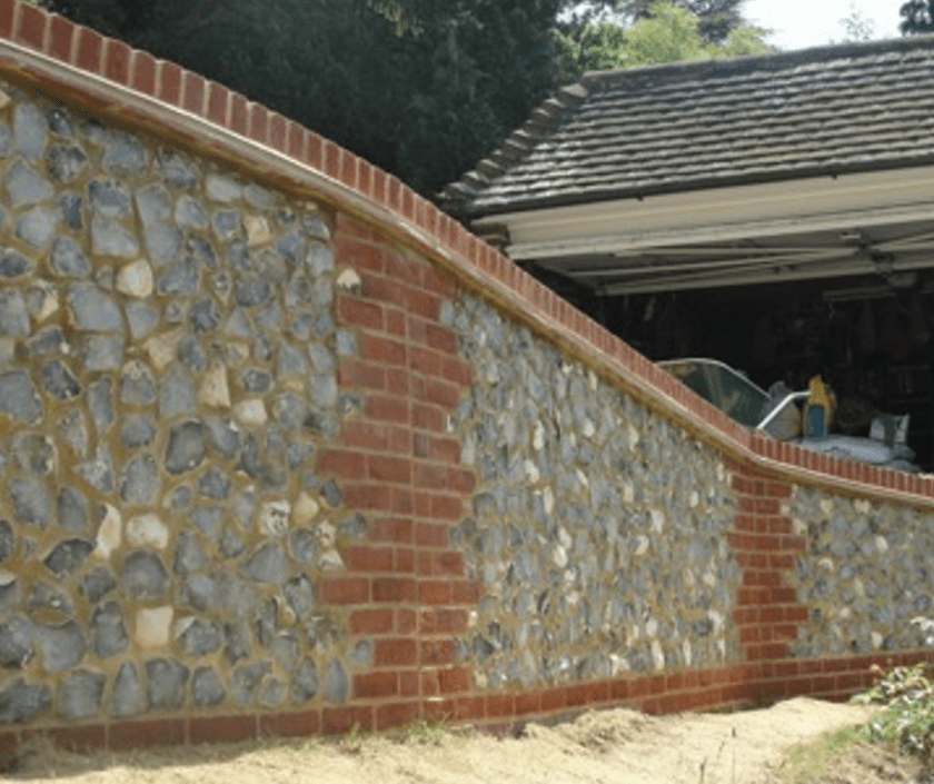 Brickwork Stonework Flintwork Services Dorking Surrey Horsham West Sussex