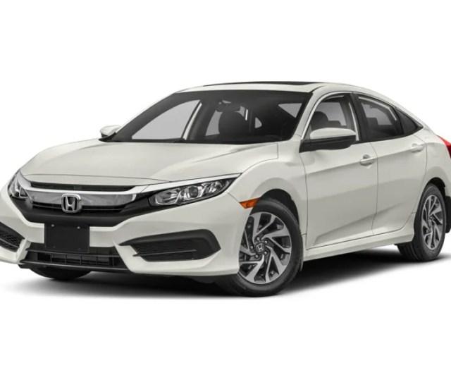 2018 Honda Civic Sedan Ex Cvt In Raleigh Nc Leith Honda Raleigh