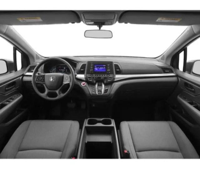 2019 Honda Odyssey Lx Auto In Raleigh Nc Leith Honda Raleigh