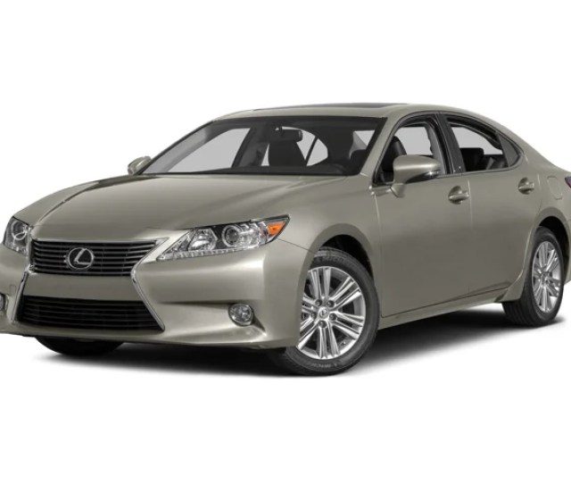 2015 Lexus Es 350 4dr Sdn In Raleigh Nc Leith Toyota