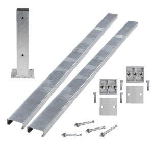 Montage-Bausatz Rammschutz-Planke
