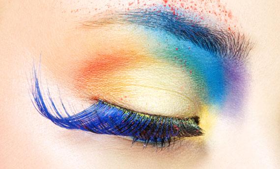 Trucco di Carnevale idee facili e veloci per un make up