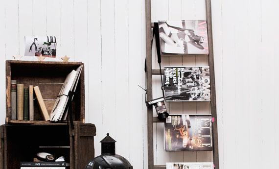 Portariviste fai da te 3 idee creative e organizzate da