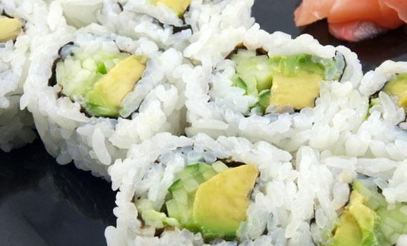 Sushi vegan 10 ricette facili e gustose  LEITV