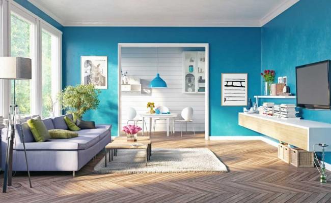 L'effetto ottico dato dalle stanze il cui colore dei muri si differenzia da quello del soffitto. Come Dipingere Una Parete Tutti I Consigli Per Non Sbagliare