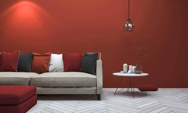 Ad esempio, se vivi in un casolare di campagna dallo stile shabby, forse non è il caso di dipingere in nero la parete del soggiorno! Come Dipingere Una Parete Tutti I Consigli Per Non Sbagliare