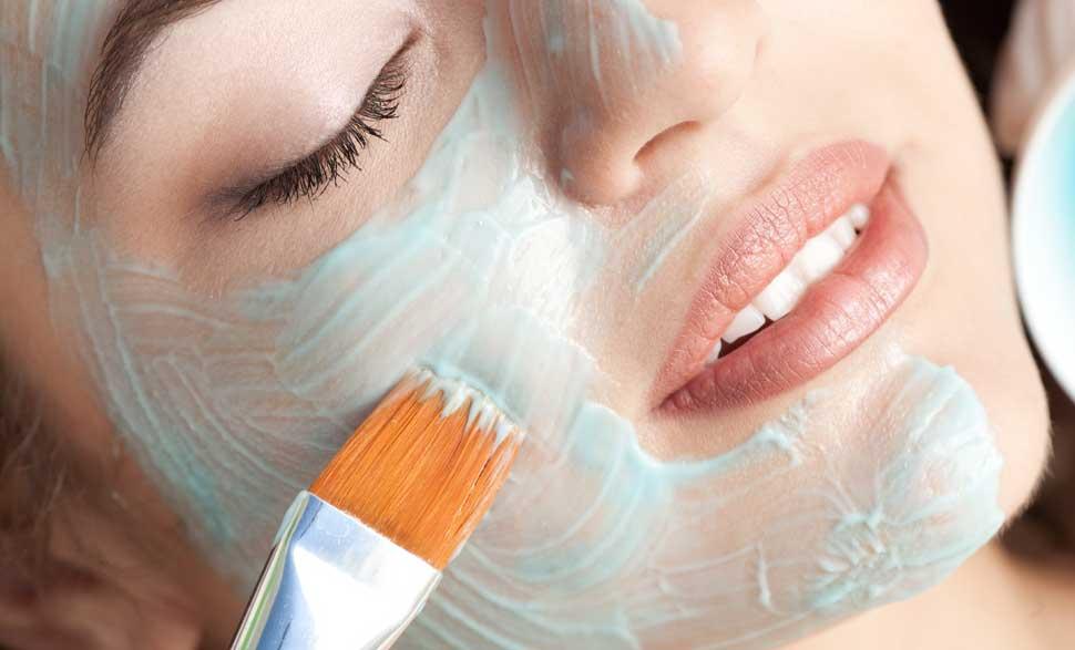 Maschera viso fai da te purificante  LEITV