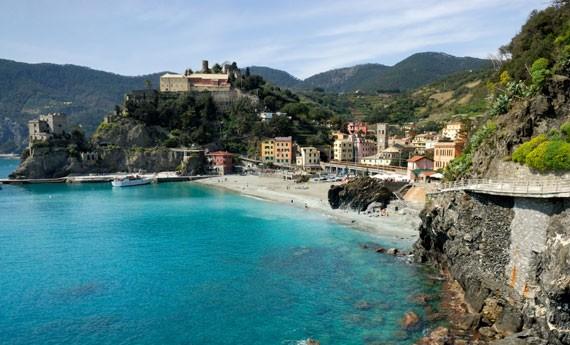 Liguria le 10 spiagge pi belle tutte da scoprire  LEITV
