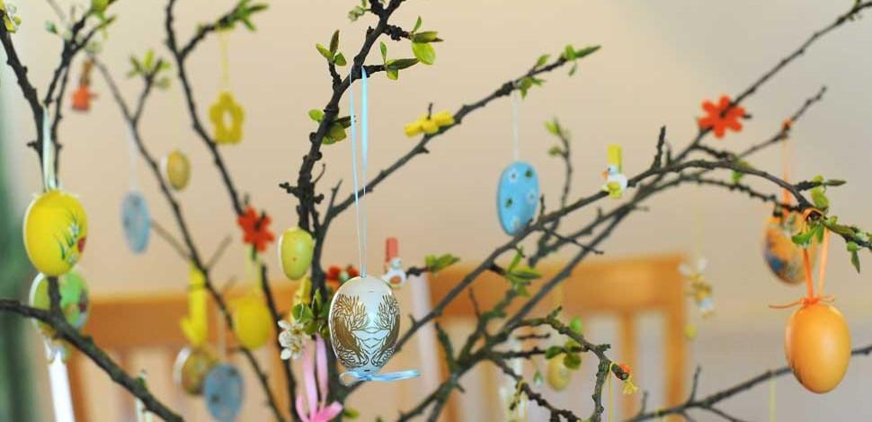 Albero Di Pasqua Come Fare Le Decorazioni Fai Da Te Da