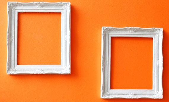 Decorare le pareti di casa 10 idee colorate e facili  LEITV