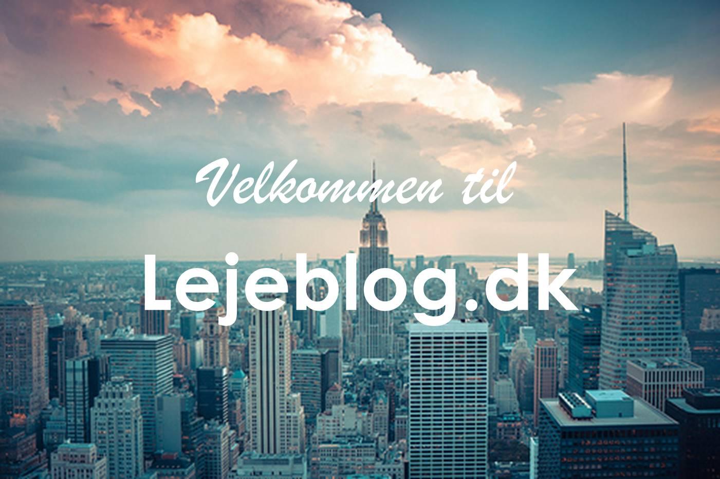 Lejeblog.dk