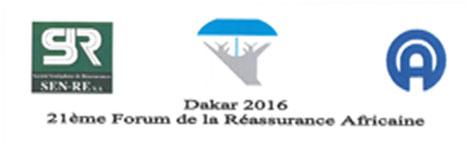 Réassurance : Le 21ème forum de la réassurance africaine se tiendra du 2 au 4 octobre 2016 à Dakar