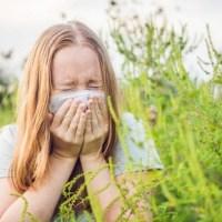 Ain : risques allergiques élevés aux pollens de graminées.