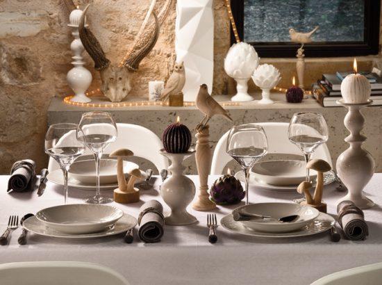 nouvel an 20 jolies tables de fete