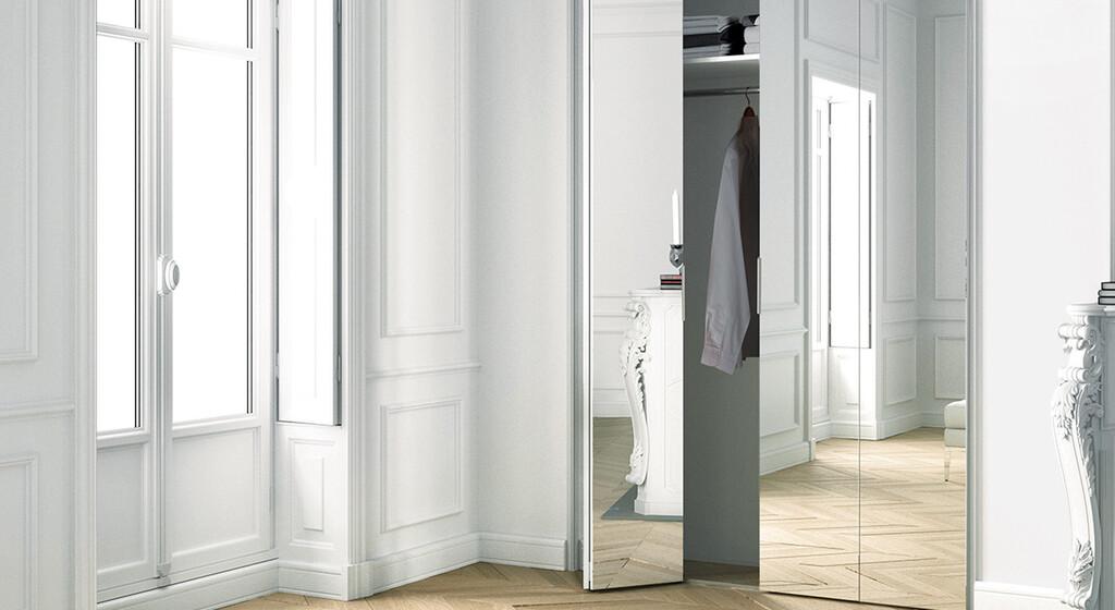 5 Portes Pour Mon Dressing Ikea Clei Cuisinella