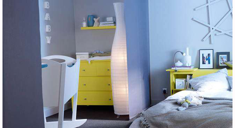 chambre parentale coin bebe 8 idees