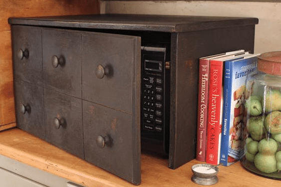 Under Cabinet Microwave Oven