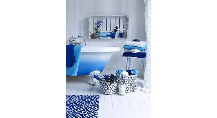 24 salles de bains mediterraneenne qui