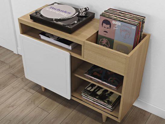 ranger ses vinyles