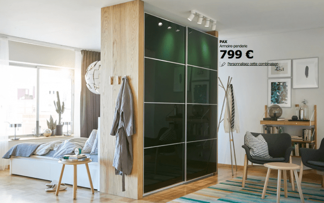 Ikea 6 Dressings De Reve A Personnaliser A L Infini
