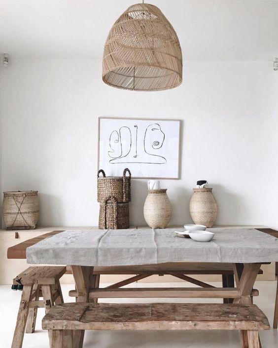 mobilier en bois brut le journal de