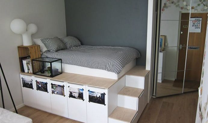 45 petites chambres 45 bonnes idees a