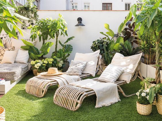 amenager sa terrasse 60 idees pour s