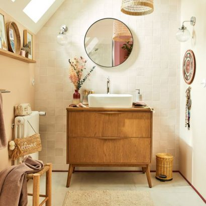 24 petites salles de bains qui ont tout