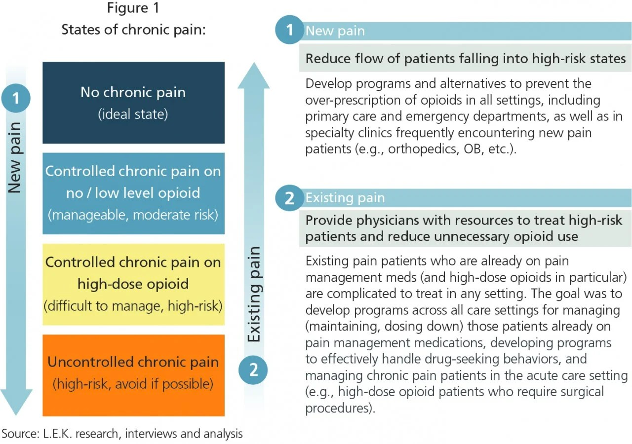How Intermountain Healthcare Developed Its Pain Management Strategy  LEK Consulting