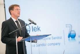 Dr Miro Cerar, the Prime Minister of the Republic of Slovenia