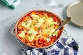 Vegetarische lasagnette met ricotta
