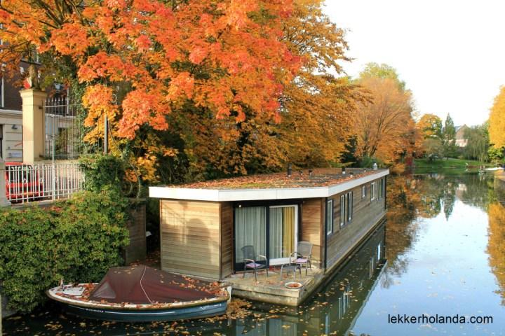 El otoño holandés