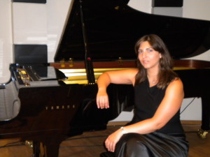 Entrevista Ana Belen Profesora de piano en holanda