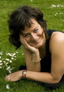 Kristina escritora de ficción