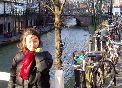 Entrevista a Laura de Camaleon Tours en Holanda