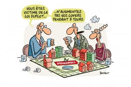 Encadrement des loyers à Paris.... le retour