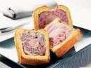 3 tranches de pâté de canard d'Amiens
