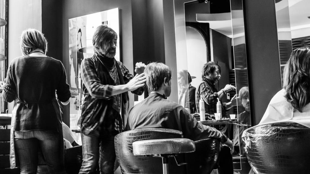 pat du lab coiffeur montpellier le lab