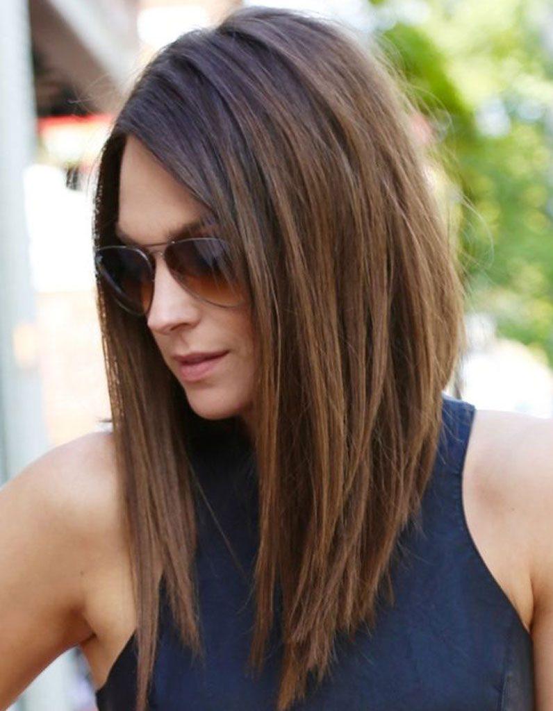 Se Couper Les Cheveux Soi Meme Carré Plongeant | HumourOp