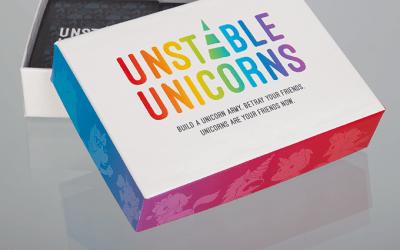 Kickstarter: Unstable Unicorns