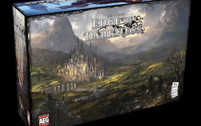 Kickstarter: Edge of Darkness