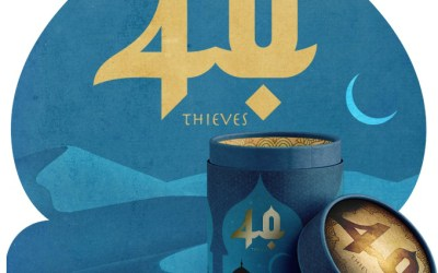 Kickstarter: 40 Thieves