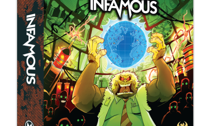 Kickstarter: Infamous