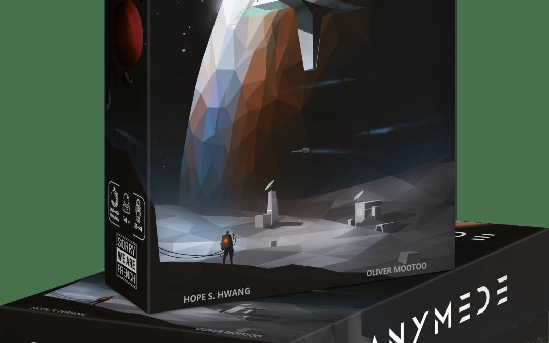 Test: Ganymede