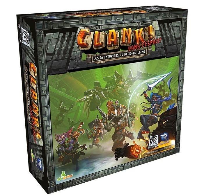 Test: Clank! Dans l'espace!