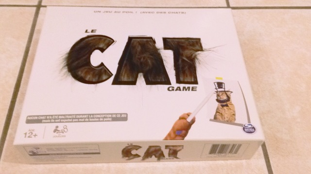 Test: Le Cat Game